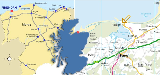 Findhorn Scotland Map.Crown Anchor Inn Pub Hotel Accommodation In Findhorn Moray